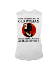Nursing Degree Sleeveless Tee thumbnail