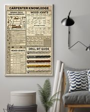 Carpenter Knowledge 11x17 Poster lifestyle-poster-1