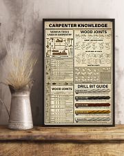 Carpenter Knowledge 11x17 Poster lifestyle-poster-3