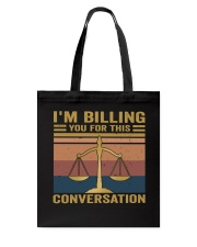 I'm Billing You Tote Bag thumbnail