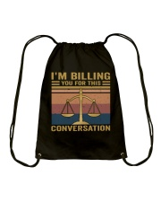 I'm Billing You Drawstring Bag thumbnail