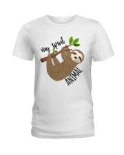 My Spirit Animal Ladies T-Shirt thumbnail