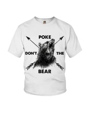 Dont Poke The Bear Youth T-Shirt tile