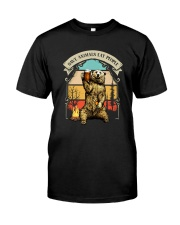 Save Animals Classic T-Shirt thumbnail