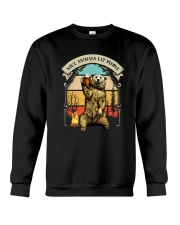 Save Animals Crewneck Sweatshirt thumbnail
