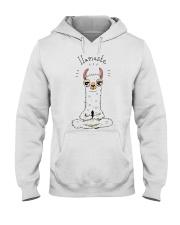 IIamaste Hooded Sweatshirt front