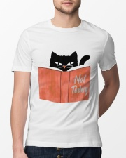 Not Today Classic T-Shirt lifestyle-mens-crewneck-front-13