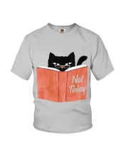 Not Today Youth T-Shirt thumbnail