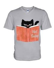 Not Today V-Neck T-Shirt thumbnail