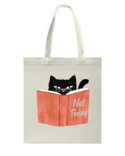 Not Today Tote Bag thumbnail