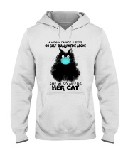 She Also Needs Her Cat Hooded Sweatshirt thumbnail