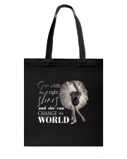 Give A Girl The Right Shoes Tote Bag thumbnail