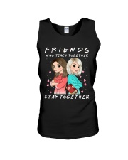 Friends Who Teach Togethers Unisex Tank thumbnail