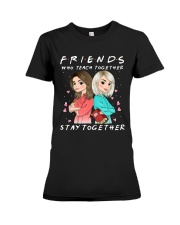 Friends Who Teach Togethers Premium Fit Ladies Tee thumbnail