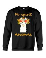 My8 Spirit Animal Crewneck Sweatshirt thumbnail