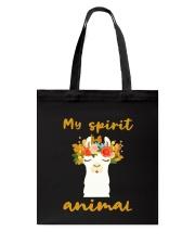 My8 Spirit Animal Tote Bag thumbnail