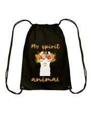 My8 Spirit Animal Drawstring Bag thumbnail