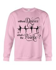 Without Dance Crewneck Sweatshirt thumbnail