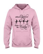 Without Dance Hooded Sweatshirt thumbnail