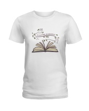 I Would Rather Be Reading Ladies T-Shirt thumbnail