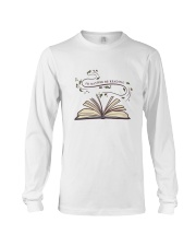 I Would Rather Be Reading Long Sleeve Tee thumbnail