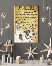 To My Wife 11x17 Poster lifestyle-holiday-poster-1