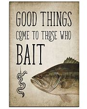 Bass Fishing 11x17 Poster front