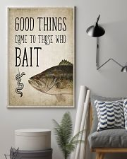 Bass Fishing 11x17 Poster lifestyle-poster-1