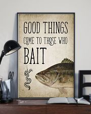 Bass Fishing 11x17 Poster lifestyle-poster-2