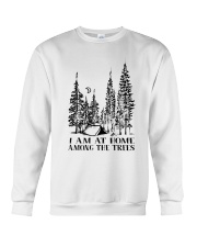I Am At Home Crewneck Sweatshirt thumbnail