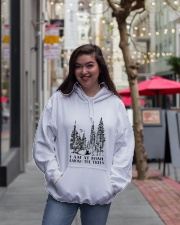 I Am At Home Hooded Sweatshirt lifestyle-unisex-hoodie-front-2