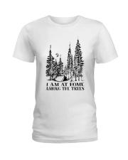 I Am At Home Ladies T-Shirt thumbnail