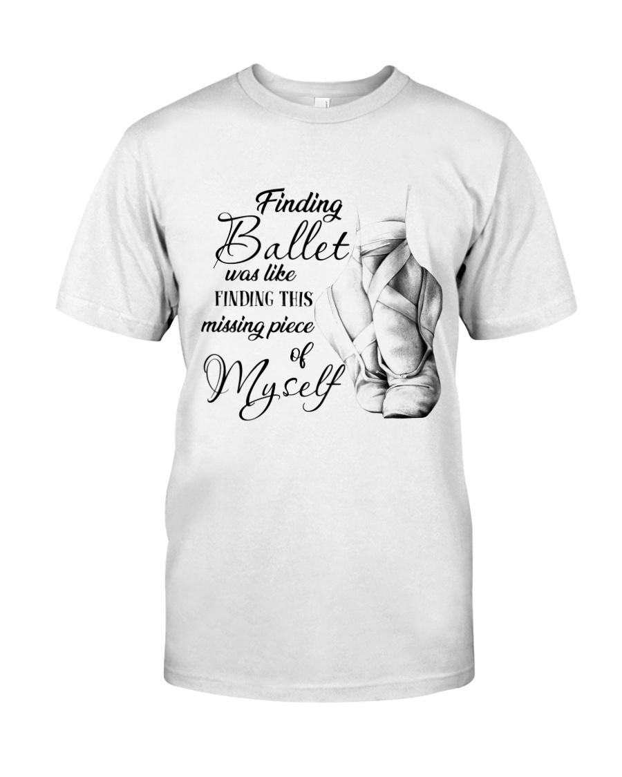 Finding Ballet Classic T-Shirt