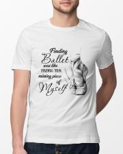Finding Ballet Classic T-Shirt lifestyle-mens-crewneck-front-13