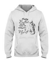 Finding Ballet Hooded Sweatshirt thumbnail