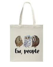Love Owl Tote Bag thumbnail