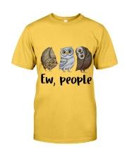 Love Owl Classic T-Shirt thumbnail