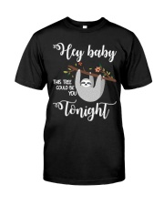 This Tree Could Be You Tonight Classic T-Shirt thumbnail