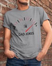 Dad Jokes Classic T-Shirt apparel-classic-tshirt-lifestyle-26