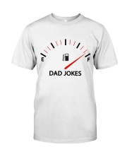 Dad Jokes Premium Fit Mens Tee thumbnail