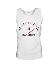 Dad Jokes Unisex Tank thumbnail
