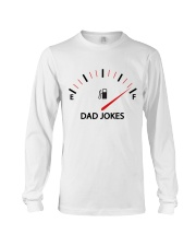 Dad Jokes Long Sleeve Tee thumbnail