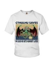 Cthulhu Saves Youth T-Shirt thumbnail