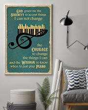 God Grant Me 11x17 Poster lifestyle-poster-1
