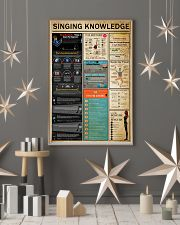 Singing Knowledge 11x17 Poster lifestyle-holiday-poster-1