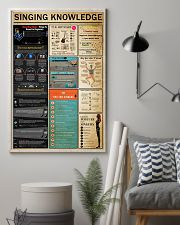 Singing Knowledge 11x17 Poster lifestyle-poster-1