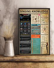 Singing Knowledge 11x17 Poster lifestyle-poster-3