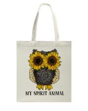 My Spirit Animal Tote Bag thumbnail