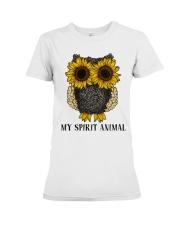 My Spirit Animal Premium Fit Ladies Tee thumbnail