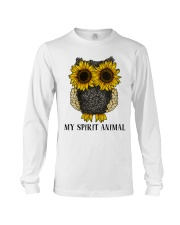 My Spirit Animal Long Sleeve Tee thumbnail